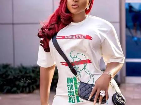 See The Type Of Clothes Destiny Etiko Is Wearing Now After She Was Criticised For Indecent Dressing