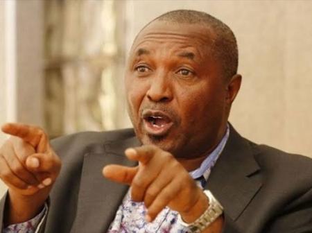 Kimani Ngunjiri Tough Words For Those Threatening Him In Jubilee