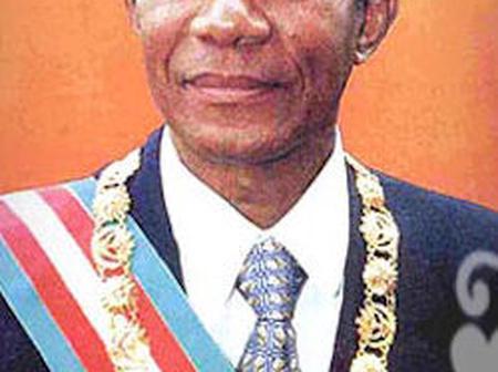 L'ancien président de Madagascar est décédé