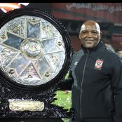 Pitso Mosimane's side will be playing against Bayern Mūnechen in the Fifa club world cup