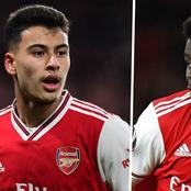 Saka and Martinelli Reportedly Set to be Fit For Arsenal Clash With Slavia Prague