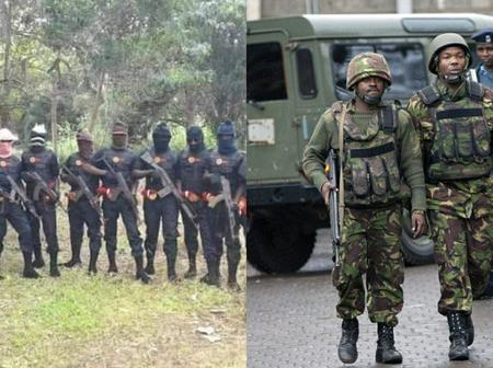 More Trouble For IPOB, ESN As Navy Chief Accuses Them Of Brutally Killing Security Officers