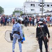 Côte d'Ivoire : affrontements entre jeunes et forces de l'ordre, voici ce qui s'est passé