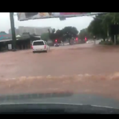 Weather Gone Viral | Pretoria flooded and Roads are rivers