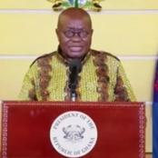 Summary Of Akufo-Addo's 24th Covid19 Address Update: Sends Simple Message To Ghanaians