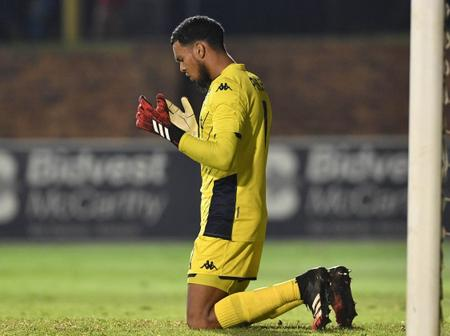 Opinion - Is this the man that will finally & potentially replace Itumeleng Khune at Kaizer Chiefs?