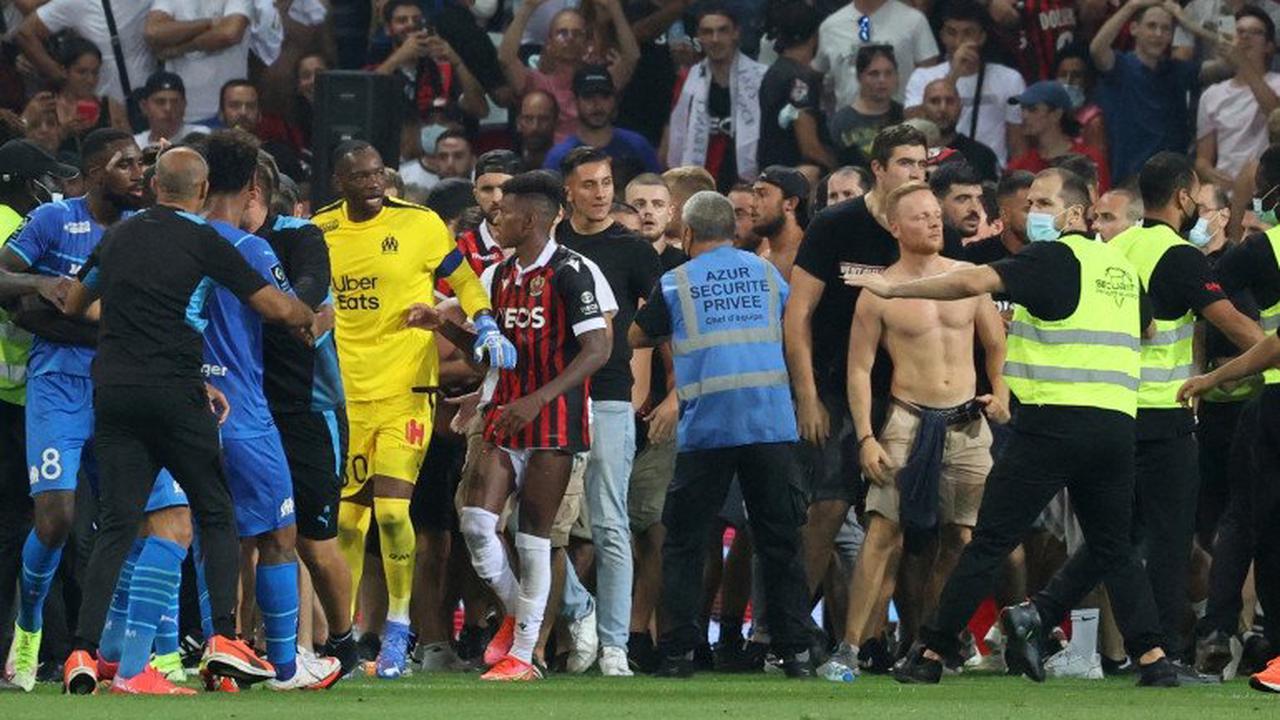 Incident Nice-OM : match a rejouer, retrait de points... Les sanctions sont tombées