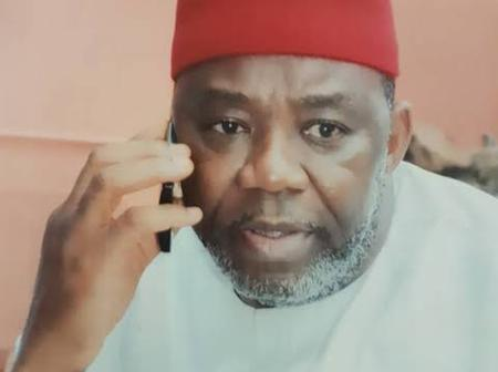 President Buhari's Appointee, Caught In Sex Scandal Tape - See Photo