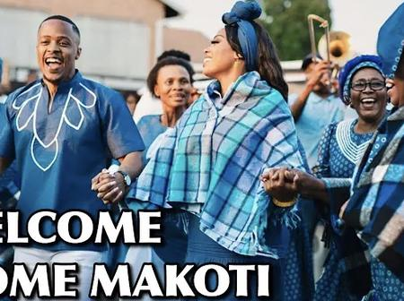 """Here is the true meaning of the word """" Makoti """""""