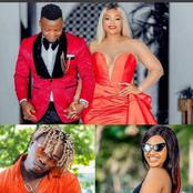 Dramatic Scenes As Rayvanny Exposes Harmonize's Immoral Whatsaap Messages to Daughter to his Ex-Lover Kajala [Screenshots]