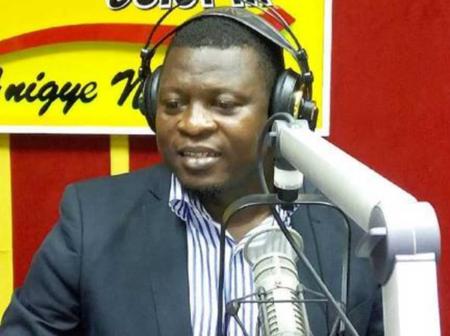 Ghana DJ Awards Board mourns the death of Happy FM's DJ Adviser