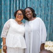 Jane Opoku Agyeman Sends A Heart Warming Message To Lordina Mahama On Her Birthday