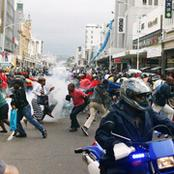Durban's foreign street vendors 'warned' not to return to work face financial plight