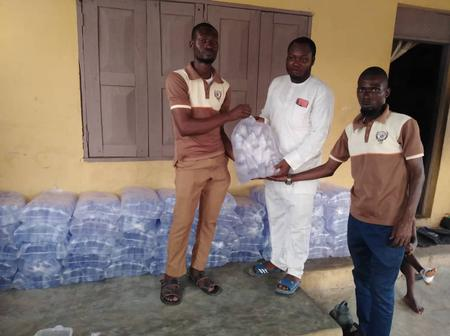 High Cost of Sachet Water: Foundation begins free distribution in Ogun State