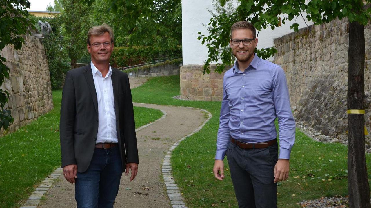 Hans-Günter Kraetsch will für die CSU ins Rother Rathaus