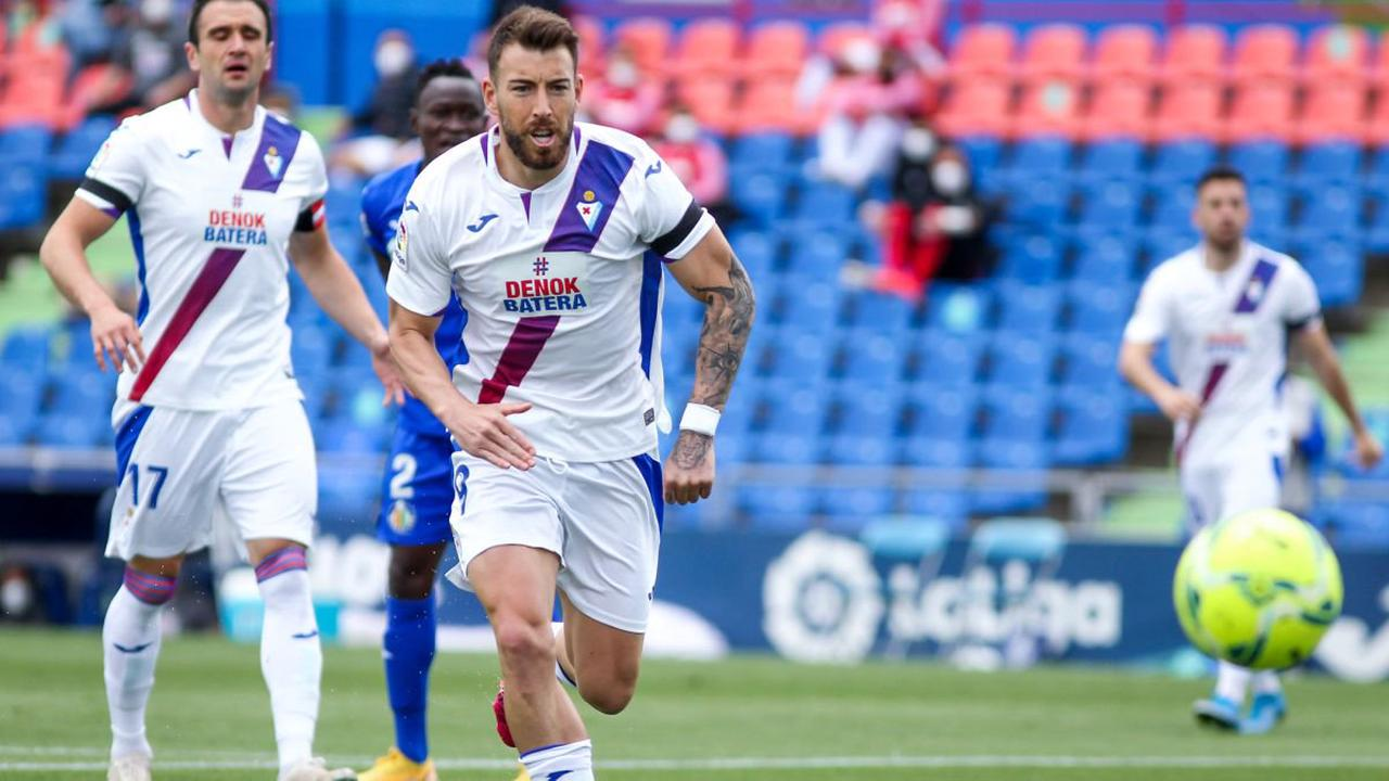 Eibar gains life and leaves Getafe scorched