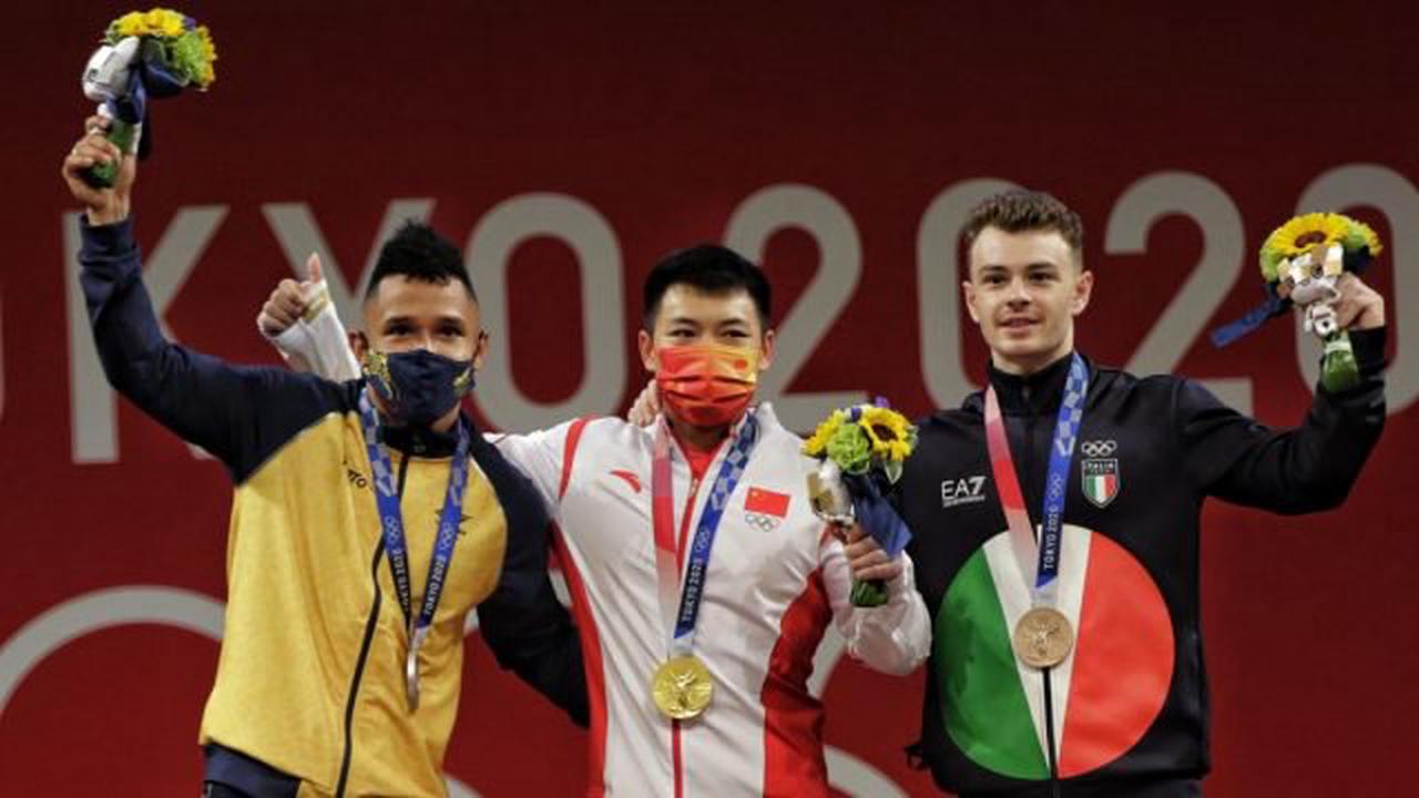 Luis Mosqueras Traum von seiner zweiten olympischen Medaille