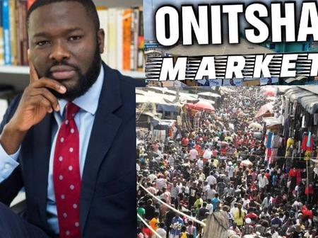 Checkout what this Yoruba man said about the lack of investments in Onitsha market