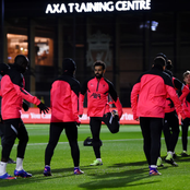 Photos: Liverpool Stars in training ahead of tie against Ajax on Tuesday