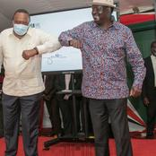 Major Win for Uhuru & Raila as Ruto's Rift Valley MPs Join BBI, Sign it and Start Campaigning for it