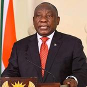 Ramaphosa will later respond to allegations against him.