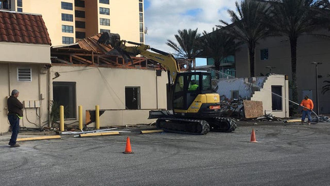 Construction begins at future Halifax Health urgent care center in Daytona Beach Shores