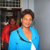 Meet Teresia Wairimu, Wife To Late Gerishon Kirima Who Trapped Him In House By Welding Doors Shut