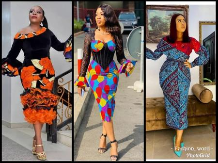See Elegant Ankara Outfits As Valentine Is Approaching