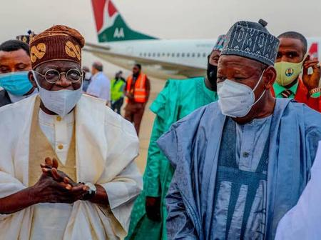 Kano is an oasis of peace - Tinubu