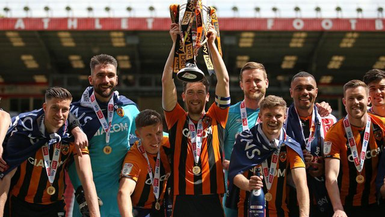 Hull City celebrate - 'We knew we were champions and it's a fantastic achievement'