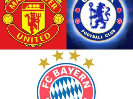 There Could Be A Tug Of War In The Next Summer Transfer As Bayern, Man U And Chelsea Bids For Player