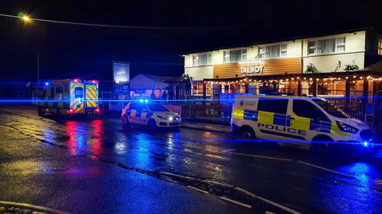 Three glassed in 'altercation' involving 80 people at pub