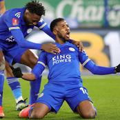 Iheanacho's two goals not enough as Leicester fall to West Ham in thrilling Premier League clash.