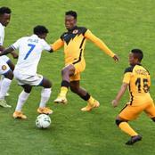 HT report: Chiefs 1-0 Pedro de Luanda