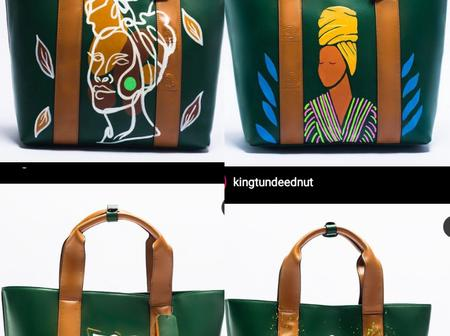 African Owns Luxury Brands That Can Compete With Popular Brands Like The Gucci, And Others (Video)