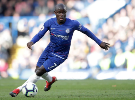 The Defensive Midfielder Who Has Proved He Can Be Better Than N'golo Kante In The Premeir League