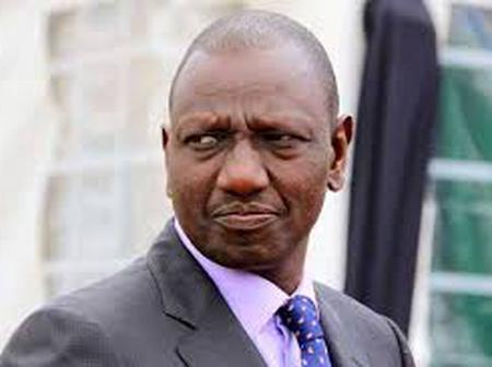 Deputy President William Ruto Should Be Loyal To The President To Get His Endorsement