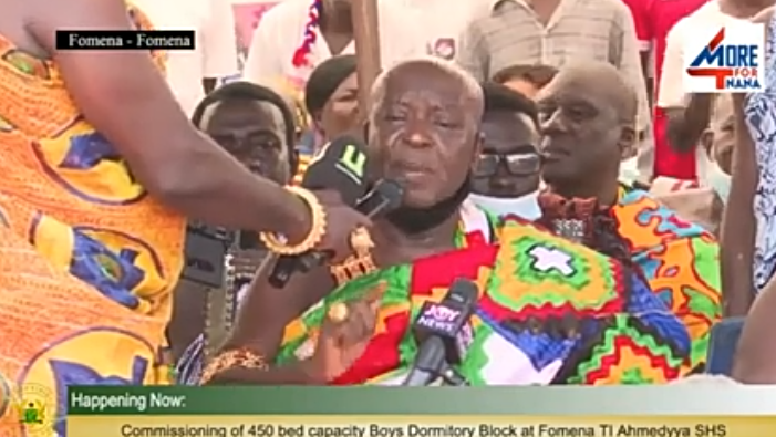 bfbde58218c689786f2b729b22ef7dfa?quality=uhq&resize=720 - Go Back And Do This For Ghanaians - Fomena Chief Tells Akufo-Addo In The Face