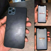 After buying an iPhone for ₦15,000 at Aba market, man cries out in sadness