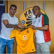 Here Is The Reason Why Soccer Player Leonardo Castro No longer Playing For Kaizer Chiefs