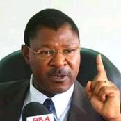 Kalasinga And Wetangula Were Meeting Ruto At Night, Ford Kenya Members Claim