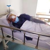 تعرف على تطورات الحالة الصحية لـ«حلمي بكر» ورسالته المؤثرة .. والمتابعون: «ربنا يستر»