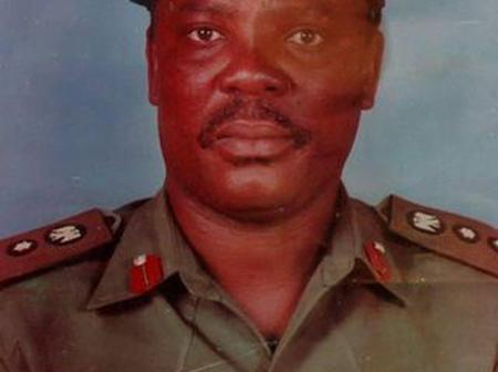 Meet the officer who sentenced Obasanjo to life imprisonment but Abacha commuted it to 15 years