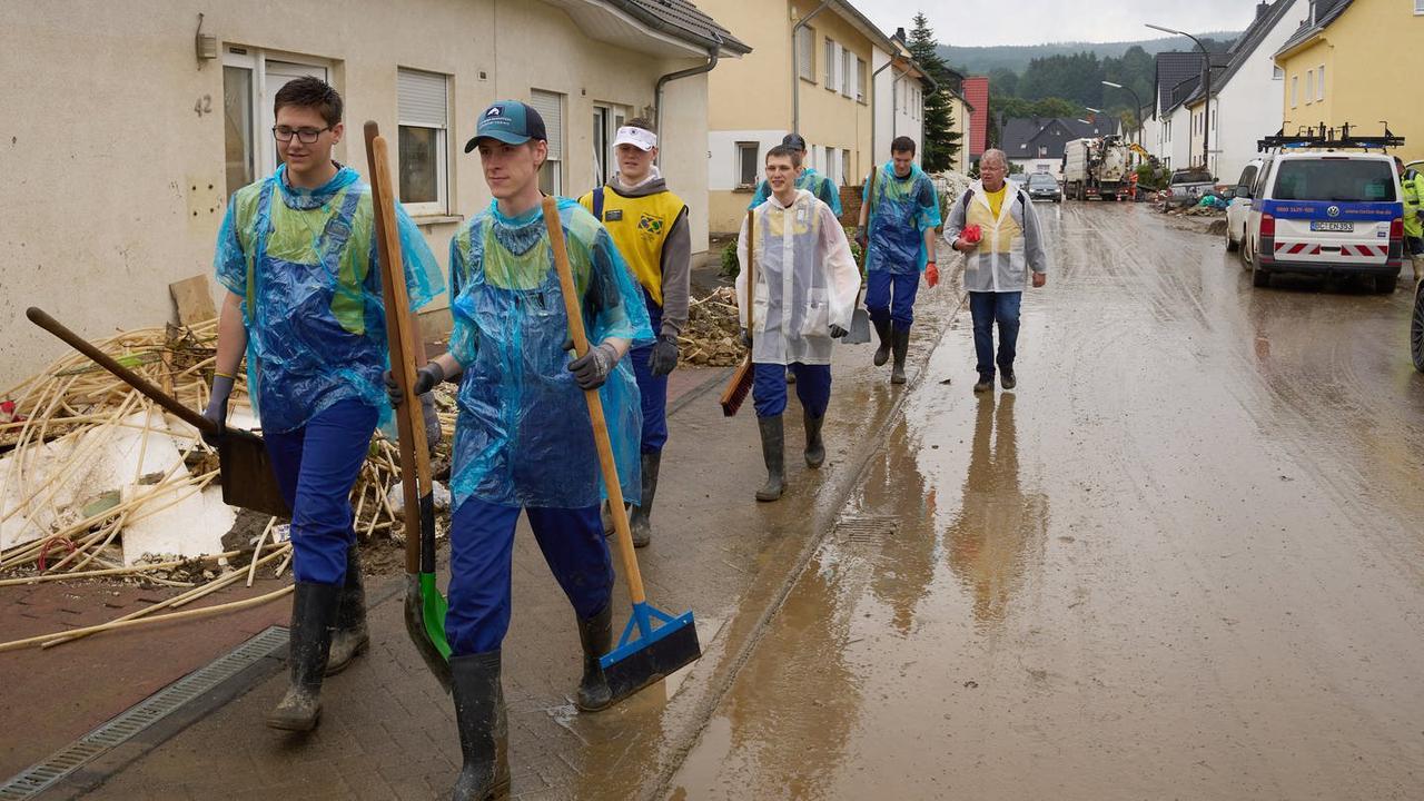 Nach der Flut: Wissenswertes und Hilfsangebote für Anwohner