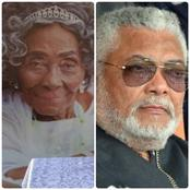 27 Days After His Mother's Death, See Recent Photos Of How Rawlings Mourns That Got People Talking