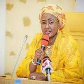 After Months Of Disappearance, Aisha Buhari Finally Speaks