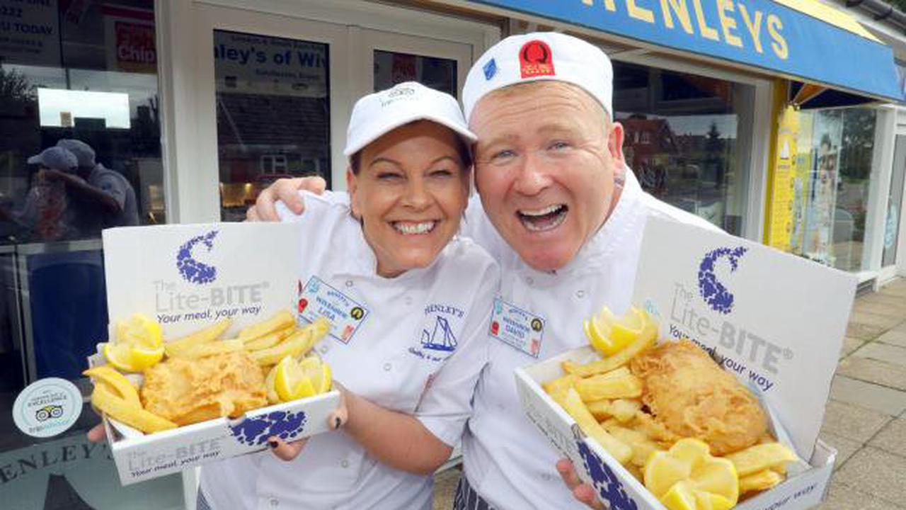 Popular chippy batters the competition to be named one of the 50 best in UK