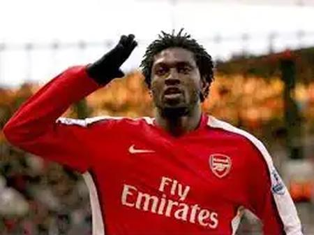 Who Remembered Former Arsenal Superstar Adebayor Emmanuel? See his New look.