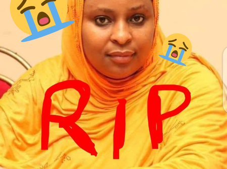 RIP_See More Pictures Of Former Bauchi Health Commissioner That Died In A Car Crash Today (Photos)