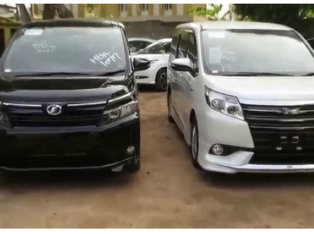 Comparison Between Toyota Noah And Toyota Voxy